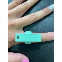 Линейка эндодонтическая SOCO на палец с кольцом