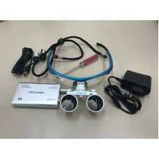 Бинокуляры стоматологические CICADA 3.5 X-R с LED подсветкой