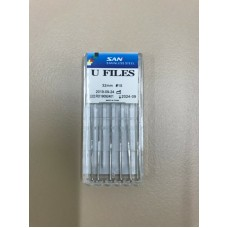 У-файлы SANI 32мм #15