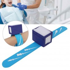 Держатель для файлов на руку Dental Cleaning Holder