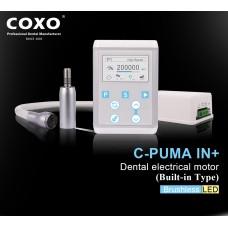 Електромотор COXO C-Puma Int+ LED. Оригінал. Сертифікат. Гарантія.
