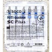 Файли SOCO SC PLUS 25mm 04/30, 6 шт. Новинка! Файли машинні соко. Офіційний представник. Оригінал.