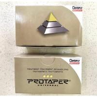 Протейпери машинні уп.6шт, 25мм F1 (Protaper), Dentsply Maillefer F1. Оригінал, висока якість!