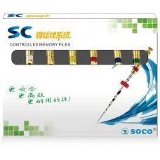 Профайлы SOCO SC 25 mm. 04/30, 6шт.
