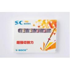 Профайлы SOCO SC PRO 25 mm. 04/25, 6шт.