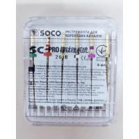 Файли SOCO SC-PRO files 2018 25 mm. (асорті)