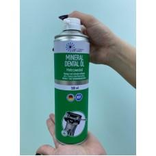 Смазка-спрей для стоматологических наконечников MINERAL DENTAL OIL (Минерал Дентал Оил) 500 мл
