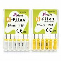 FlyDent K-файлы 21 mm #20