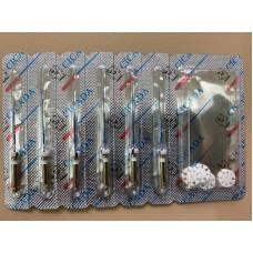 Файлы CICADA Niti Endodontic files Blue 03/15 набор, 25 мм, 6 шт./упак.