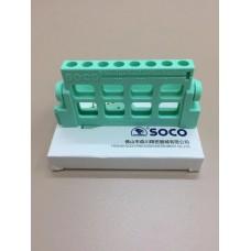 Органайзер пластиковый держатель файлов SOCO