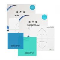 Безлатексный коффердам Dental Dam Medium Non-Latex Blue