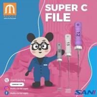 Sani Супер Сі файли (Super C) асорті, всі окремі розміри. Офіційний представник в Україні. Оригінал.