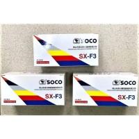 SOCO SC-F3 Niti Super Файлы F1 (отдельные размеры) NEW 2019 протейперы. Официальный представитель в Украине.