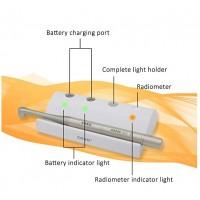 Светодиодная полимеризационная лампа и кариес детектор 2 в 1 COXO DB-686 Nano Curing light NEW 2020